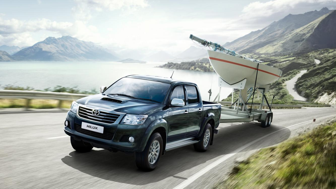 Hilux Models Amp Features Lancaster Toyota Cambridge