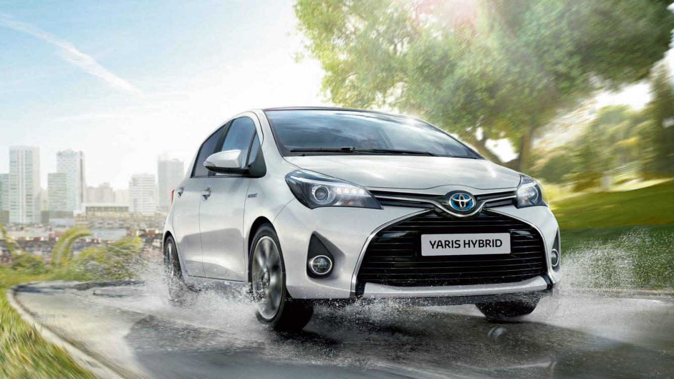Yaris Hybrid Models Amp Features Lancaster Toyota Cambridge