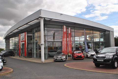 About Us Lancaster Toyota Cambridge
